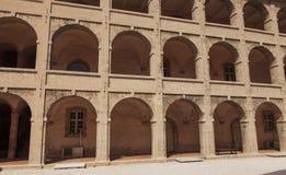Architettura e archs Fotografia Stock Libera da Diritti