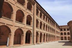 Architettura e archs Immagini Stock Libere da Diritti