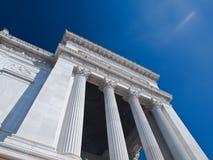 Architettura europea antica Immagini Stock Libere da Diritti