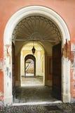 Architettura Fabriano Fotografia Stock