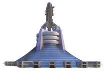 Architettura futuristica Fotografia Stock