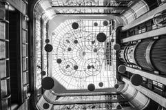 Architettura futuristica immagini stock