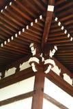 Architettura giapponese Fotografia Stock Libera da Diritti