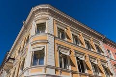 Architettura a Helsinki Fotografia Stock Libera da Diritti