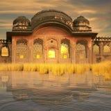 Architettura indiana Fotografie Stock Libere da Diritti