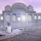 Architettura indiana Immagine Stock Libera da Diritti