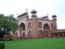 Architettura indiana Fotografia Stock