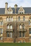Architettura inglese classica Fotografia Stock Libera da Diritti