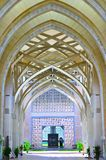 Architettura islamica del particolare e di arte Immagini Stock