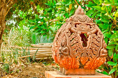 Architettura khmer. Fotografie Stock