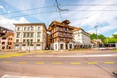 Architettura in Lucerna immagine stock libera da diritti