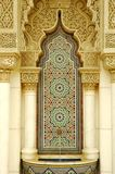 Architettura marocchina Fotografie Stock