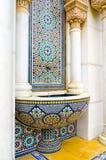 Architettura marocchina tradizionale Immagine Stock