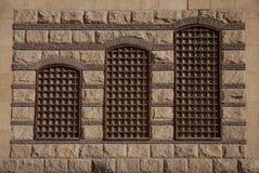Architettura islamica (minimalista) Immagine Stock