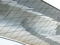 Architettura moderna Fotografia Stock