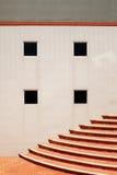 Architettura moderna Fotografie Stock
