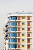 Architettura moderna 4 della costruzione fotografia stock