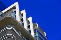 Architettura moderna Fotografia Stock Libera da Diritti