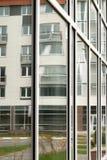 Architettura moderna Alloggio sociale Immagini Stock