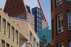Architettura moderna - costruzione 2 Immagine Stock Libera da Diritti
