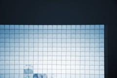 Architettura moderna Costruzione nello stile alta tecnologia Immagini Stock