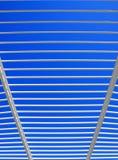Architettura moderna del tetto Immagini Stock