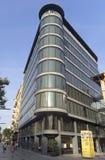 Architettura moderna di Barcellona Immagine Stock