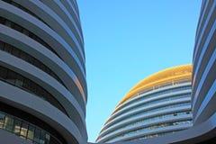 Architettura moderna di Pechino Fotografie Stock