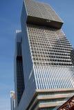 Architettura moderna di Rotterdam nei Paesi Bassi immagine stock