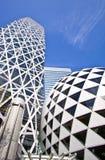 Architettura moderna di Tokyo Fotografia Stock