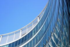 Architettura moderna, Europa. Immagini Stock