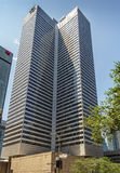 Architettura moderna (Montreal) Immagine Stock