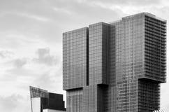 Architettura moderna a Rotterdam fotografie stock