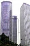 Architettura moderna a Tel Aviv Israele, paese Immagini Stock