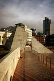 Architettura moderna Wellington, Fotografie Stock Libere da Diritti