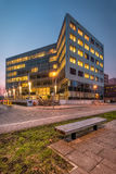 Architettura nei Paesi Bassi Fotografie Stock Libere da Diritti