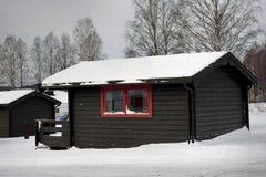 Architettura norvegese Immagini Stock Libere da Diritti