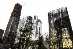 Architettura a Pechino immagini stock libere da diritti