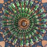 Architettura persiana Fotografie Stock
