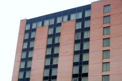 Architettura residenziale dell'appartamento del grattacielo della costruzione dell'hotel di vacanza Fotografia Stock Libera da Diritti