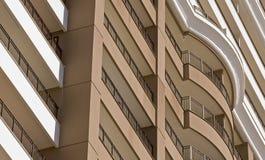 Architettura residenziale nei tropici fotografie stock
