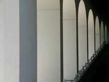 Architettura - ripetizione fotografia stock