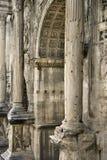 Architettura a Roma, Italia. Immagine Stock