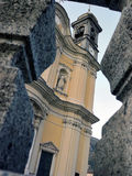 Architettura sacrale Immagine Stock Libera da Diritti