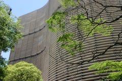 Architettura a Sao Paulo Immagini Stock
