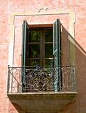 Architettura spagnola Fotografia Stock