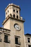 Architettura spagnola Immagini Stock