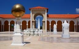 Architettura spagnola di stile Immagine Stock