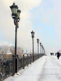 Architettura storica e retro a Mosca fotografie stock