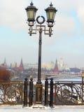 Architettura storica a Mosca immagini stock libere da diritti